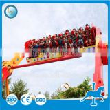Thrilling amusement park attractions adult top spin rides China Manufacturers space travel rides for sale