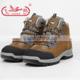 2016 china famous brand safety shoes/mining shoes brands