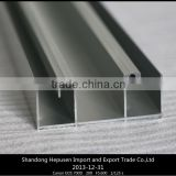 shandong 6000 series of billets of aluminum profiles