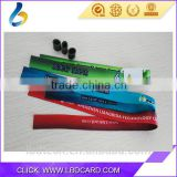 Low Price High Quality MIFARE Classic 1K RFID Printed Woven Wristband