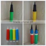 Hot sell Balloon Pump / balloon accessories/balloon hand pump