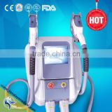 Quick maintain designed Face lifting IPL SHR Hair Removal machine