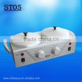 Factory supply CE & RoHS approval electric depilatory wax warmer/paraffin wax heater for hand/hair removal wax