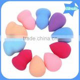 Washable and Foundation Type cosmetic powder puff loose powder and customize makeup sponge