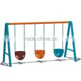 Baby swing playground equipment