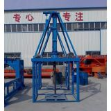 Inquiry about cement pipe making machine