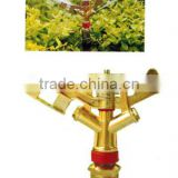 Lawn Sprinkler Garden Sprinkler Sprayer Head G3/4 Male Thread Brass Nozzles Impulse Sprinkle For Agriculture Irrigation System