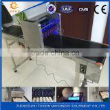High Speed professional egg stamping printer/egg ink date logo stamping equipment/eggs stamping printer