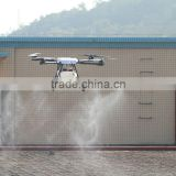 2017 professional paylaod 10L 4-rotor UAV agricultural irrigation agricultural pesticide sprayer drone sprayer