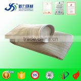 Directly factory supply the Polyester /pp /PTFE /aramid /P84 /Fiberglass /PPS /Acrylic air filter material