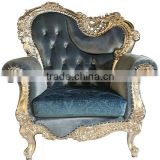 MS-1409-04 Antique furniture sofa set with cushion