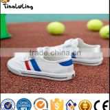 High Quality canvas fabric canvas shoes for girls and boys kids wholesale shoes