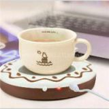 LJW-049 New Product Usb Portable Cookies Cup Warmer