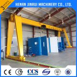 China Long Life 1 ton 5 ton Single Girder Traveling Gantry Crane Price