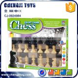 Children intelligent game plastic chess board set