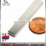 "uses of bar magnet Neodymium Magnet Block N45 15/8""x5/16""x1/8"" sintered ndfeb magnet"