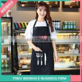 Modern style simple design makeup aprons wholesale