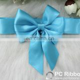 New arrival decoration ribbon bow with elastic loop