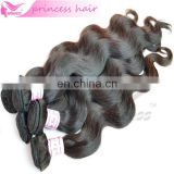Factory wholesale big sale on human hair extension virgin hair naturel hair