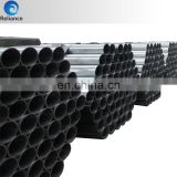 Q235 RADIANT THIN WALL PRE GI ROUND STEEL CHIMNEY FLUE PIPE