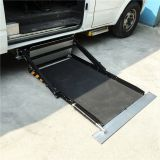 MINI-UVL Series wheelchair lift for van side door wheelchair lifting platform wheelchair lift table with capacity 300kg