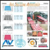 Building Material Color Corrugated Steel Plate For Housetop From China Supplier In Shanghai