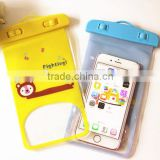 clear PVC Mobile Phone WaterProof Bag/cases                                                                         Quality Choice