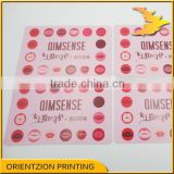 Quality Lottery Scratch Card Printing, China Printing Factory, Gift Vouchers, Shopping Vouchers.
