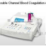 AJ-1322 Clinical Analytical Equipment High Performance User-friendly Control Long Lifetime Latest Blood Coagulation Analyzer