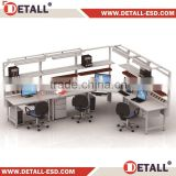 Detall school Lab furniture with modular design