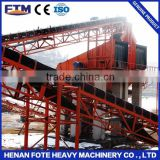 Hot Sale Construction Material Crushing And Screening Plants Rubber Conveyor Belt Price Belt Conveyor