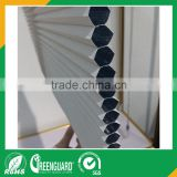 100% ployester nonwoven cloth blinds for windows cellular blinds office curtains and blinds