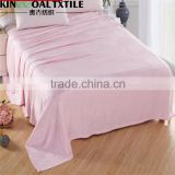 Spring Autumn Warm Pure bamboo fiber Twin/King/Queen Size bed blanket