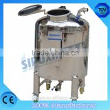 Sipuxin Customized 500 or 1000 litre stainless steel mixing storage tank for perfume or alcohol
