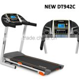 Pre assembled home use treadmill running machine treadmill fitness equipments gym equipments home use
