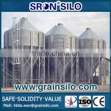 ISO Certified Corrosion and Rust protection Silo Used For Feed
