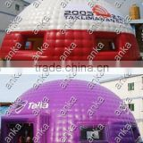 Luxury safari inflatable igloo tent for sale uk