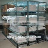 Hospital Wire Storage Shelving for Healthcare-Sterile Storage-Linen & Supply Storage
