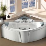 Hip Bath Whirlpool Corner Tubs Pump Simple Acrylic Massage Bathtub Sexy Bathtub G655