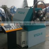 W24 Series CNC Hydraulic Profile Section Pipe Bender Machine, CE&ISO Quality standard