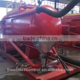 water well drilling equipment for sale oilfield mud tank used in solids control for drilling mud