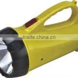 high brightness portable rechargeable cordless spotlight