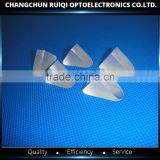 20mm Round Corners Optical Glass Quartz crystal Right Angle Prism