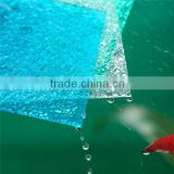 ISO Certificated UV coated clear colored plastic lexan polycarbonate resin embossed sheet prices