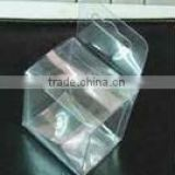 plastic clear box for crafts/flowers/candy