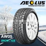 Aeolus winter car tires with quality guarantee