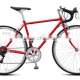 700C best and cool steel frame road bike racing sport bicycle in China