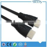 hdmi cable HDMI male to hdmi cable vga flat cable