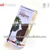 Palm Jaggery Juice packaging - Special organic Indian beverage commercial/supermarket retail food packaging