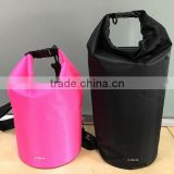 Customized Waterproof Ocean Pack Dry Bag With Shoulder Strap                                                                         Quality Choice
